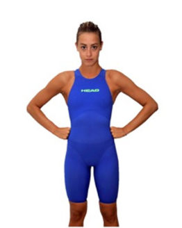 HEAD SWIMMING LIQUID FIRE VX KNEE - OPEN BACK