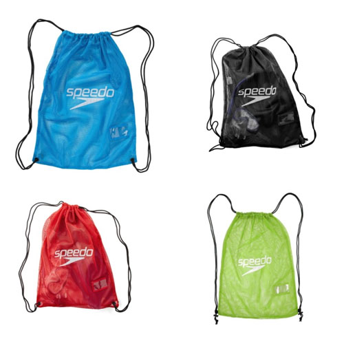 SPEEDO EQUIPMENT MESHBAG