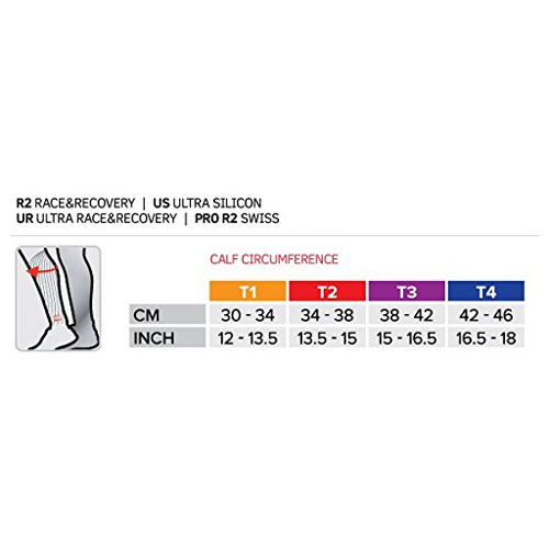 COMPRESSPORT R2 CALF