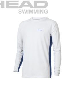 HEAD SWIMMING LONG SLEEVE SHIRT MAN