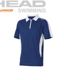 HEAD SWIMMING JUNIOR POLO - GIRL`S